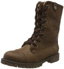 Botas Slouch para Mujer ROY11 Roxy Bruna-Lace-up Boots For Women
